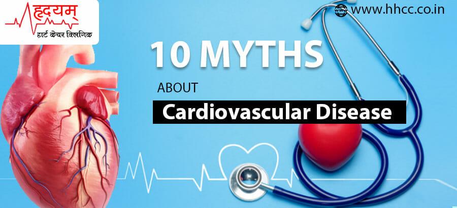 Top 10 Heart Disease Myths