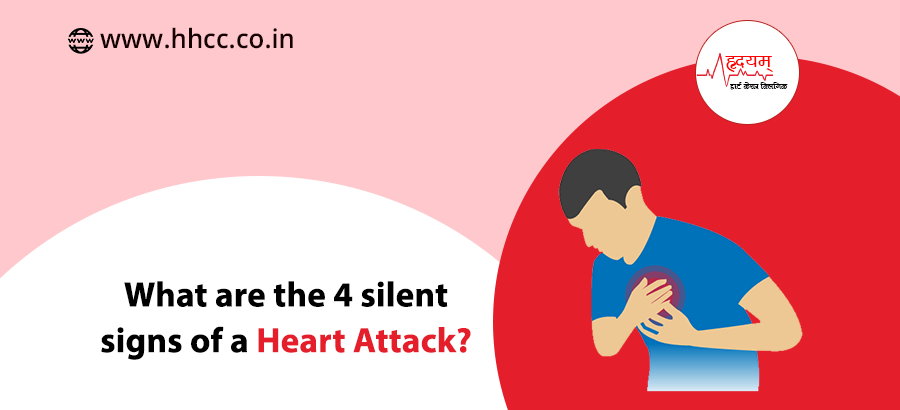 silent sign of a heart attack